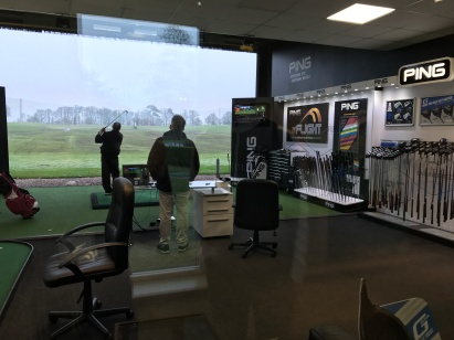 Ping Custom Fitting Room