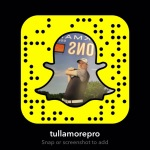 Tullamore Pro Shop Snapchat