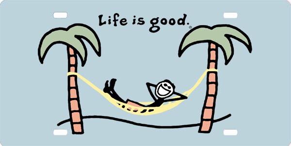 Life is good, but we work hard! Gary Shaw Golf