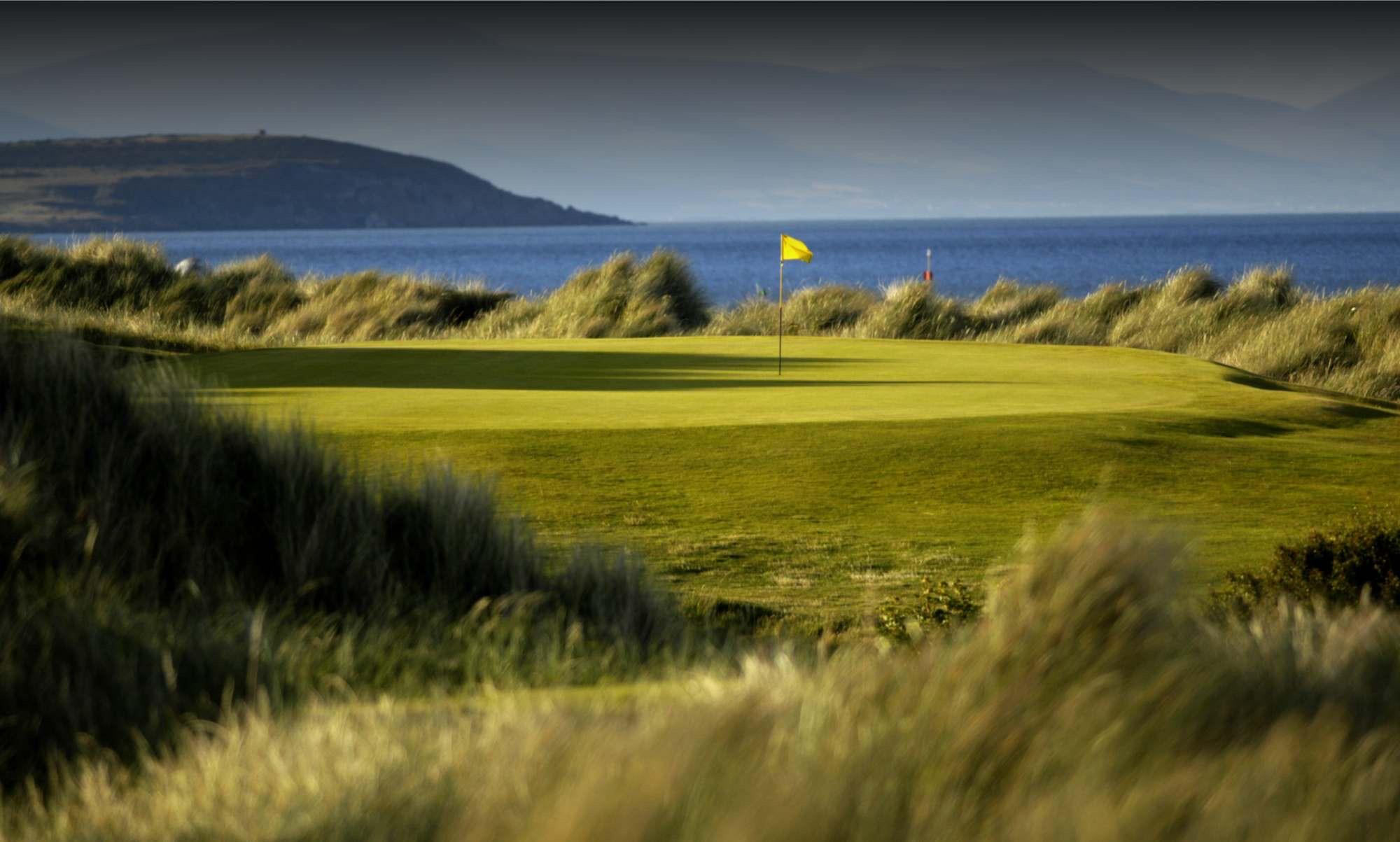 Laytown Bettystown Golf Club Gary Shaw blog